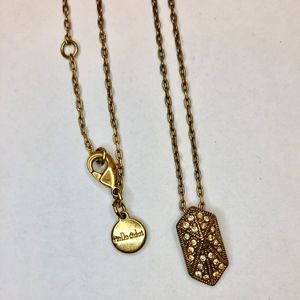 Stella & Dot Delicate Gold Necklace